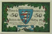 50 Pfennig (Kahla; Leuchtenburg - Issue 3F: Burg Ranis) -  obverse