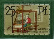 25 Pfennig (Weida) – reverse