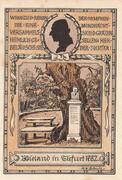 75 Pfennig (Tiefurt) – reverse