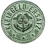 10 Pfennig (Kehl am Rhein) [Stadt, Baden] – reverse