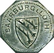 50 Pfennig (Saarburg in Lothringen) [Stadt, Lothringen] – obverse