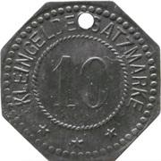 10 Pfennig - Herbolzheim (L. Heppe) – reverse