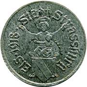 10 Pfennig (Strassburg) [Stadt, Elsass] – obverse