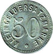 50 Pfennig (Zabern) [Stadt, Elsaß] – reverse