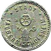 5 Pfennig (Tauberbischofsheim) [Stadt, Baden] – obverse