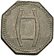 10 Pfennig (Rastatt) [Stadt, Baden] – reverse