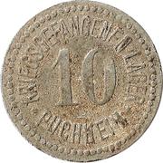 10 Pfennig - Puchheim (Kriegsgefangenenlager) – obverse