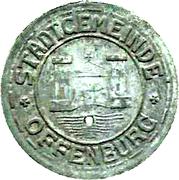50 Pfennig (Offenburg) [Stadt, Baden] – obverse