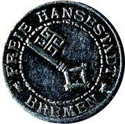 10 Pfennig (Bremen) [Stadt, Freie Stadt] – obverse