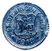 10 Pfennig (Bingen am Rhein) [Stadt, Hessen] – obverse