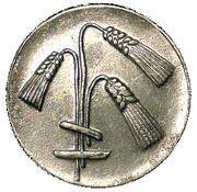 10 Pfennig (Büdingen) [Kreis, Hessen] – reverse