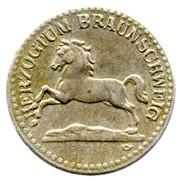 10 Pfennig (Braunschweig) [Herzogtum] – obverse