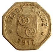 10 Pfennig (Mainz) [Stadt, Hessen] – obverse