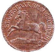 50 Pfennig (Braunschweig) [Herzogtum] – obverse