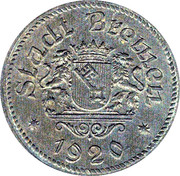 50 Pfennig (Bremen) [Stadt, Freie Stadt] – obverse