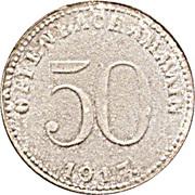 50 Pfennig (Offenbach am Main) [Stadt, Hessen] – obverse