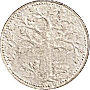 50 Pfennig (Offenbach am Main) [Stadt, Hessen] – reverse