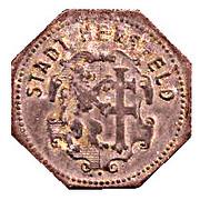 50 Pfennig (Hersfeld) [Stadt, Hessen-Nassau] – obverse