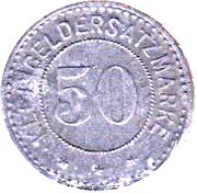 50 Pfennig (Fulda) [Stadt, Hessen-Nassau] – reverse