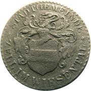 5 Pfennig (Zell im Wiesental) [Stadt, Baden] – obverse
