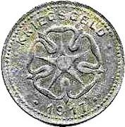 50 Pfennig (Lippe) [Handelskammer, Free State] – reverse