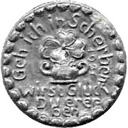 25 Pfennig (Höhr) [Stadt, Hessan-Nassau] – reverse