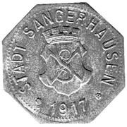 5 Pfennig (Sangerhausen) [Stadt, Provinz Sachsen] – obverse