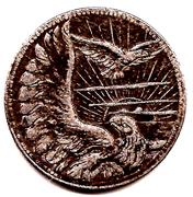 50 Pfennig (Frankenthal) [Stadt, Pfalz] – reverse
