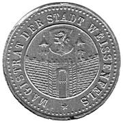 10 Pfennig (Weißenfels an der Saale) [Stadt, Provinz Sachsen] -  obverse