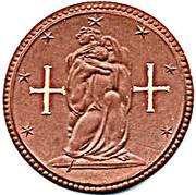 10 Mark (Berlin) [Hauptstadt, Brandenburg] – reverse