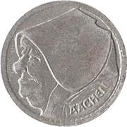 10 Pfennig (Aachen) [Stadt, Rheinprovinz] – obverse