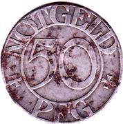 50 Pfennig (Boppard) [Stadt, Rheinprovinz] – reverse