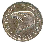 50 Pfennig (Aachen) [Stadt, Rheinprovinz] – obverse