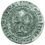 50 Pfennig (Düsseldorf) [Private, Rheinprovinz, Stahlwerk Böhler] – obverse