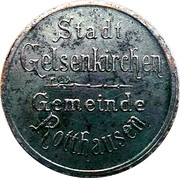 50 Pfennig (Gelsenkirchen/Rotthausen) [Stadt, Westfalen/Gemeinde, Rheinland] – obverse