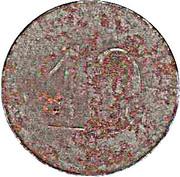 10 Pfennig (Sohren) [Private, Rheinprovinz, Clemens Meinhardt] – reverse