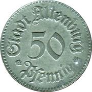 50 Pfennig (Altenburg) [Stadt, Sachsen-Altenburg] – obverse