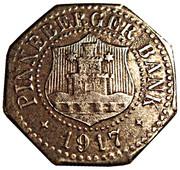 50 Pfennig (Pinneberg) [Private, Schleswig-Holstein, Bank] – obverse
