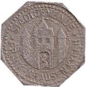 5 Pfennig (Frankenhausen) [Stadt, Schwarzburg-Rudolstadt] – obverse