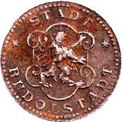 50 Pfennig (Rudolstadt) [Stadt, Schwarzburg-Rudolstadt] – obverse