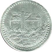 5 Pfennig (Leutenberg in Thüringen) [Stadt, Schwartzburg-Rudolstadt] – reverse