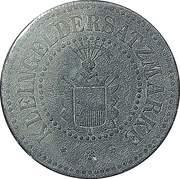 50 Pfennig (Neumünster) [Private, Schleswig-Holstein, Bankverein] – reverse