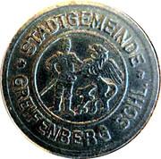 10 Pfennig (Greiffenberg) [Stadt, Schlesien] – reverse