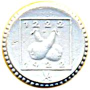 75 Pfennig (Grünberg) [Stadt, Schlesien] – reverse