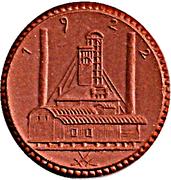 3 Mark (Waldenburg in Schlesien) [Stadt, Schlesien] – obverse
