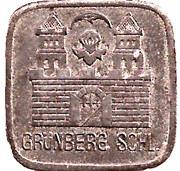 50 Pfennig (Grünberg) [Stadt, Schlesien] – obverse