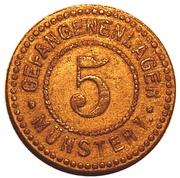 5 Pfennig (Münster) [POW, Westfalen, Münster I] – obverse