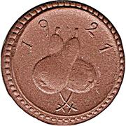 50 Pfennig (Grünberg) [Stadt, Schlesien] – reverse