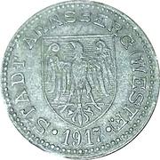 50 Pfennig (Arnsberg) [Stadt, Westfalen] – obverse