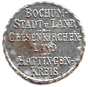 25 Pfennig (Bochum, Gelsenkirchen, Hattingen) [Stadt, Westfalen] – obverse